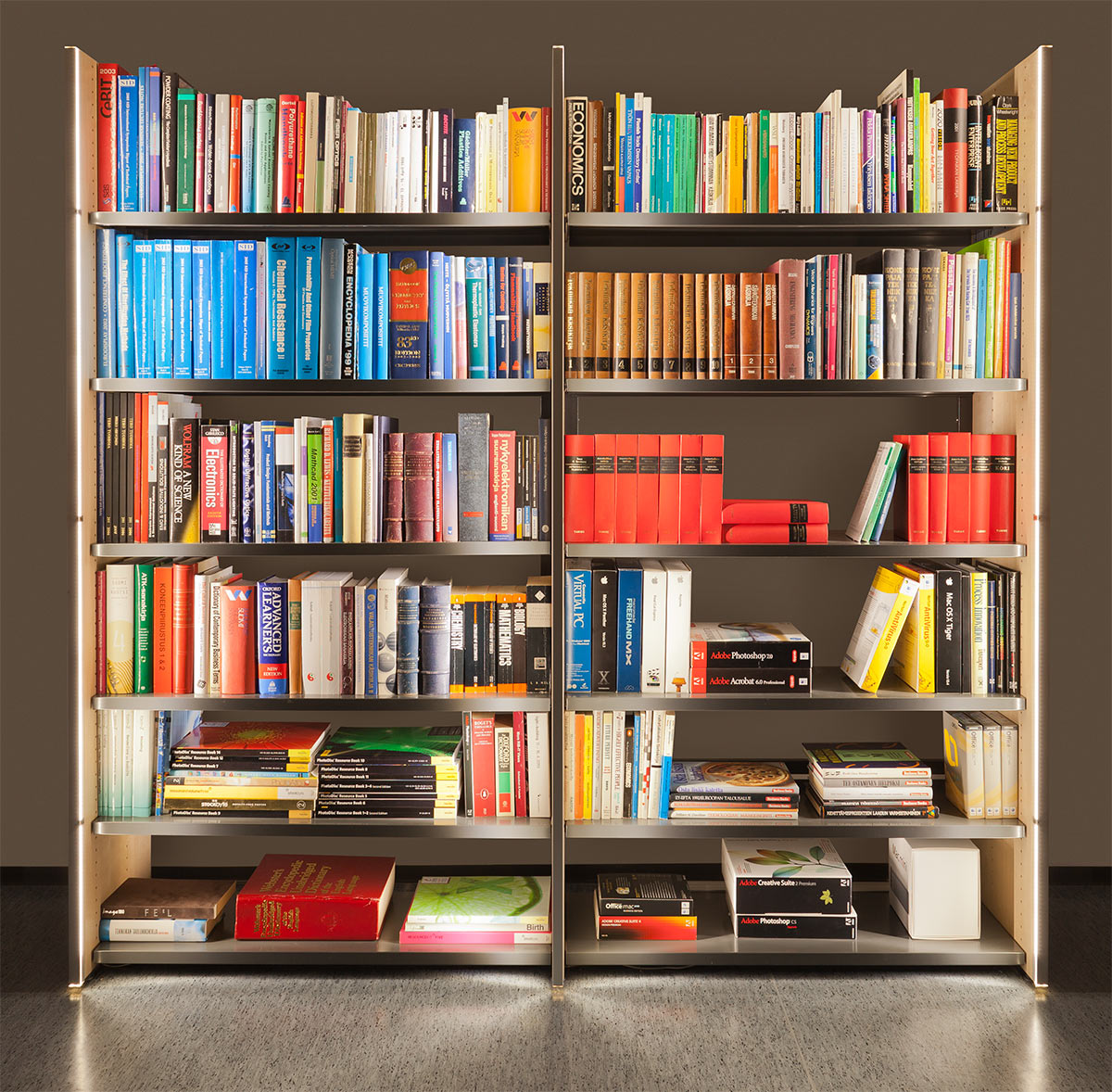 Bookshelf Lighting